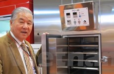 Công nghệ lưu trữ thực phẩm tại Food Expo 2012